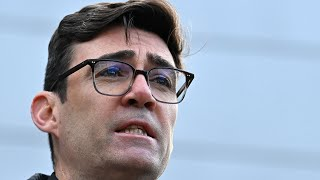 LIVE: Andy Burnham hits out at Government after Covid talks collapse