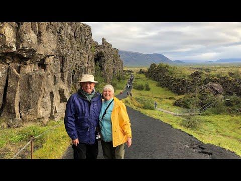 Bud & Judy's Iceland Trip 2018
