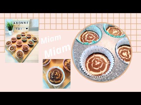 cupcakes-zÉbrÉ-🦓super-moelleux😋