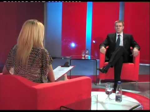 RTV Atlas VIP - Premijer/Prime Minister Igor Lukšić - I