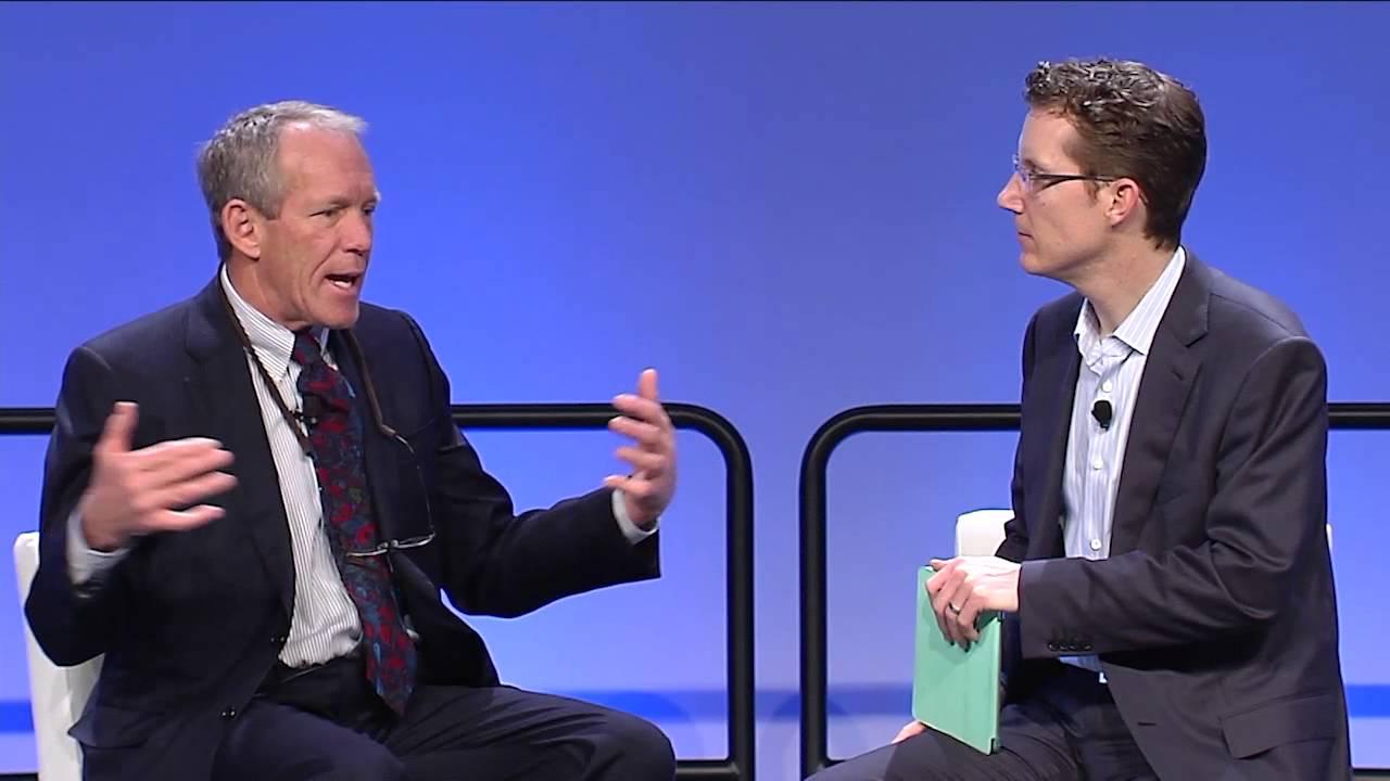 Juniper Innovation Showcase: Jonathan Davidson & IBM Global Networking  Services Fireside chat