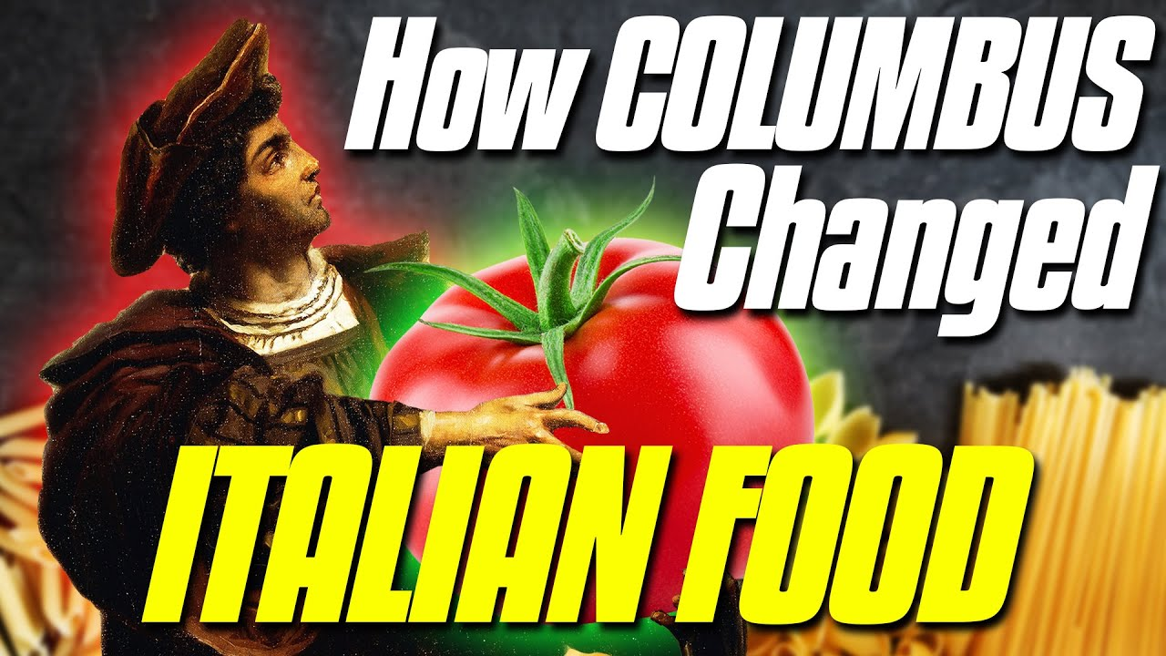 3 Italian Recipes That Didn't Exist Before Christopher Columbus