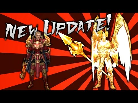 Order & Chaos Online - New Update!   New Class, Dungeons, Legendary Weapons, & More!