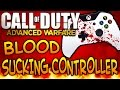 Blood Sucking Call of Duty Advanced Warfare Controller! - Father Sonday (COD AW)