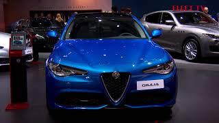 Fiat, Jeep, Alfa Romeo, Fiat Pro @ Autosalon 2018 | FLEET.TV