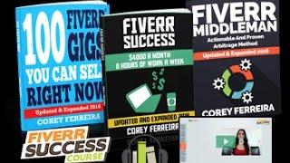 Fiverr Success Ebook   Check It Now!