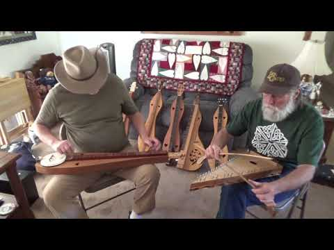 """SOUTHWIND"" on Banjomer & Bowed Psaltery"