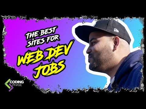 How To Find A Web Developer Job In Any City | #CodingPhase