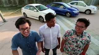 DRIVEN 2014 #1: Honda City vs Toyota Vios vs Nissan Almera