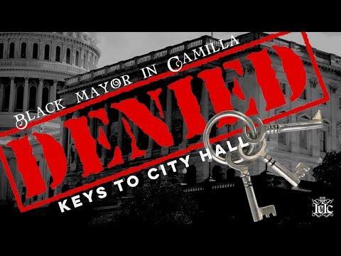 The Israelites: BLACK MAYOR IN CAMILLA DENIED KEYS TO CITY HALL