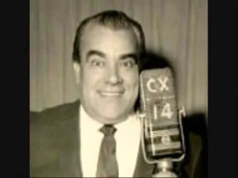 50 Minutos de Humor con ROBERTO BARRY   Radio El Espectador 1964 wmv