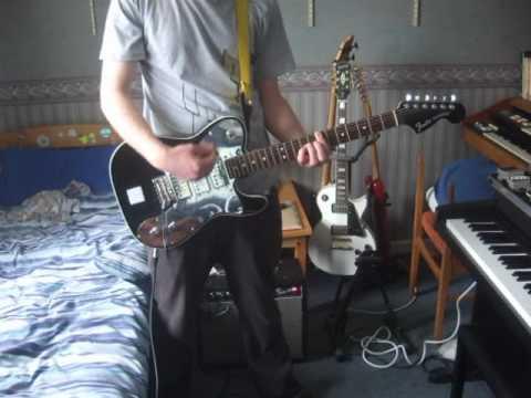 Folding Stars   Biffy Clyro   Guitar Cover