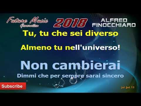 Almeno Tu Nell'universo Karaoke Mia Martini - By Alfred Finocchiaro