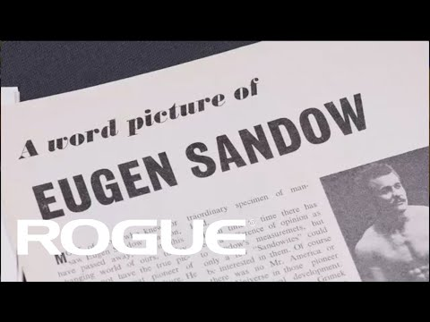 The Rogue Legends Series - Chapter 1: Eugen Sandow  /  8K