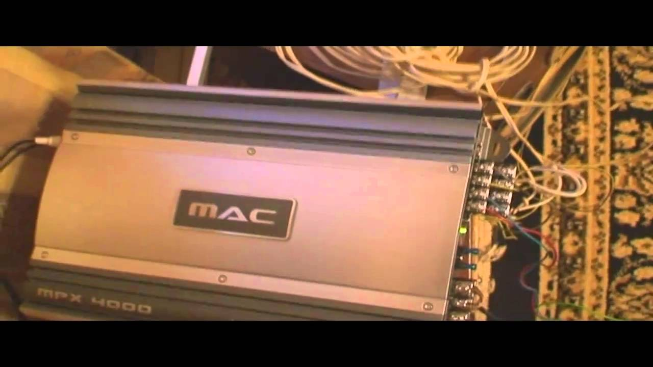 Инструкция mac audio mac mpx mono