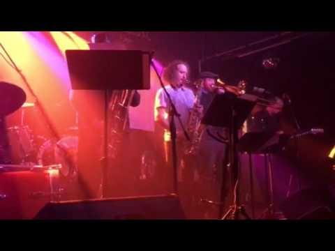 """Aj Aj"" performed by Afro-Zen Allstars"
