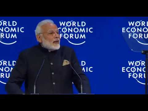 Indian PM Narendra Modi: Saving the Environment via Renewable Energy