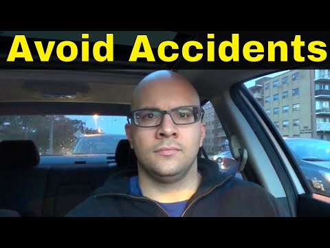5 Tips To Avoid Car Accidents