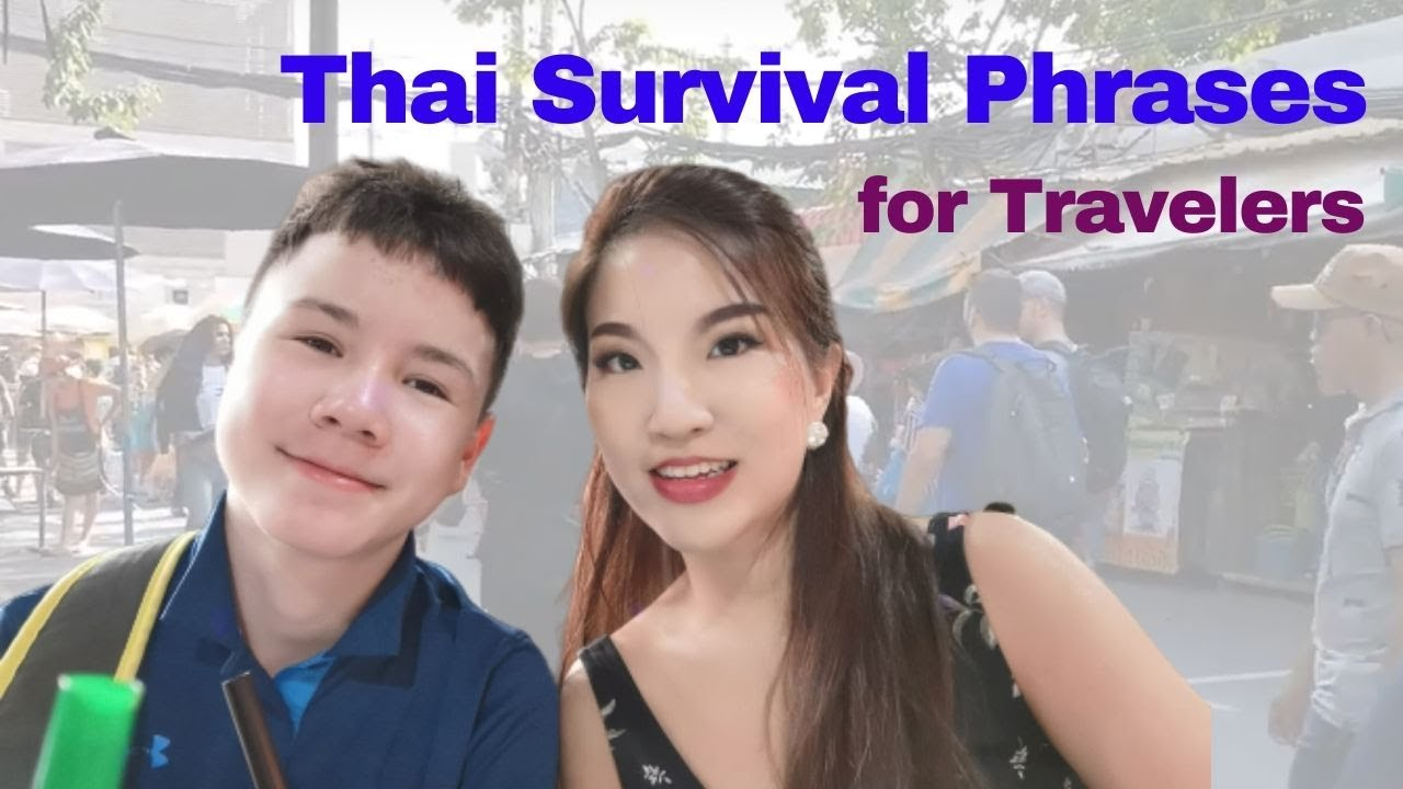 Download 10 Must-Know Phrases for Traveling in Thailand!
