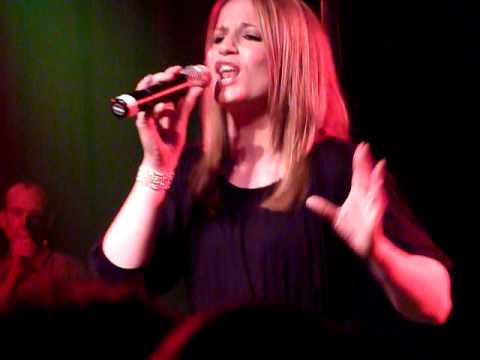 Jessica Garlick - Come Back (Live @ UK Eurovision Preview Party 2009, London)