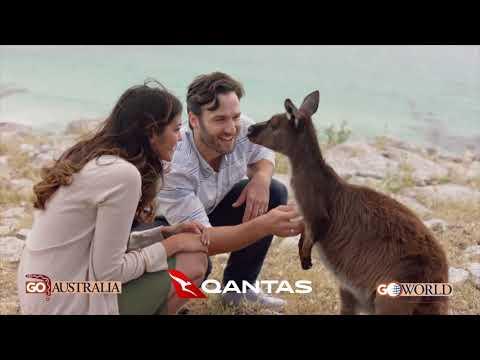 Go Australia & Qantas: On Air Su Sky TV
