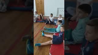 Техника безопасности на уроках гимнастики. 5 класс. Лицей-интернат #5 ОАО РЖД