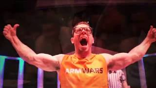 Arm Wars | Fahrenheit | Arnold Schwarzenegger Classic | Madrid | 2012