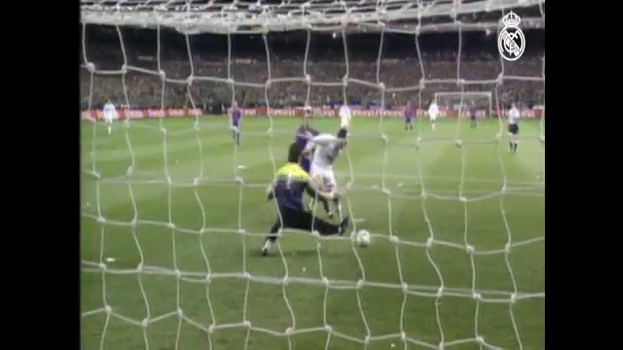 Download El Clásico de la 94/95 en el Santiago Bernabéu. Real Madrid 5 - 0 Barcelona
