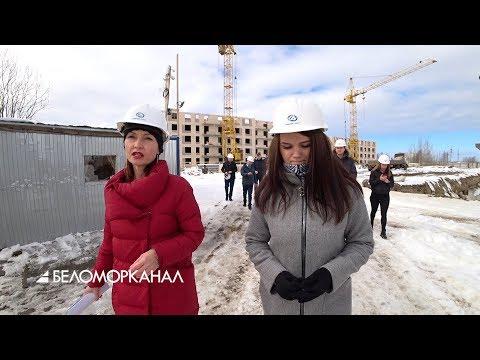 Касочки для безопасности, анкетка для скидки 📹 TV29.RU (Северодвинск)