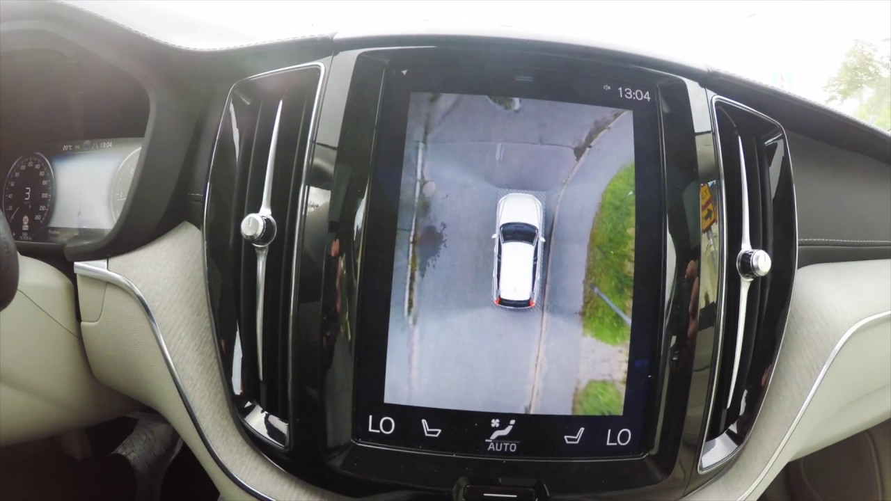 2017 volvo xc60 interior 360 degree camera review youtube. Black Bedroom Furniture Sets. Home Design Ideas