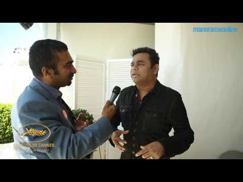 AR Rahman Speaks about Sangamithra at  Cannes Film Festival 2017 | Manorama Online