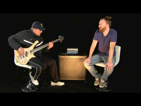 Warwick Fortress: Tone Review and Demo with Andy Irvine