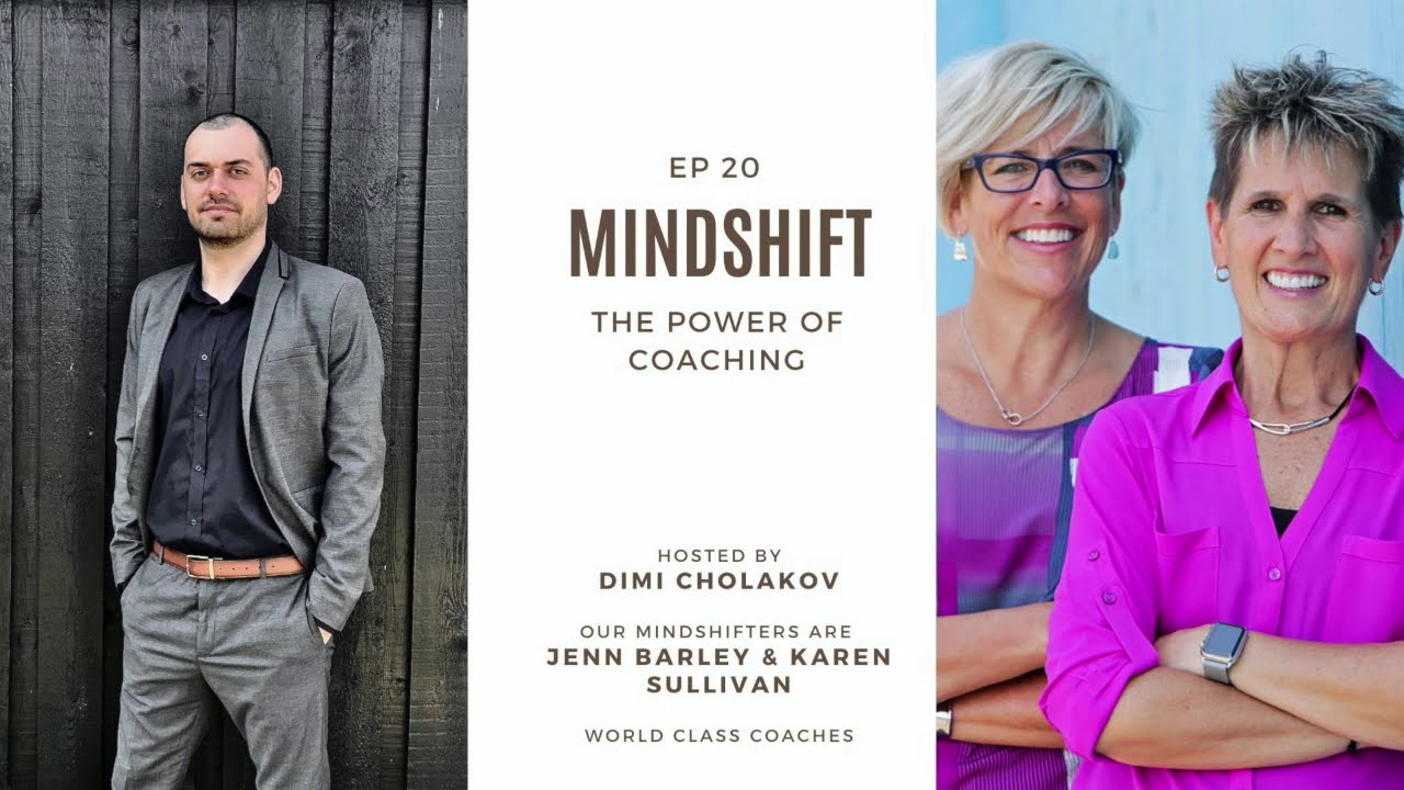 Excited to announce the 20th episode of Mindshift. ☺️