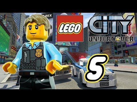Let's Play LEGO City Undercover - #5 | Mine Your Own Business