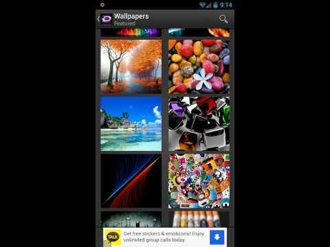 ZEDGE android (updates)