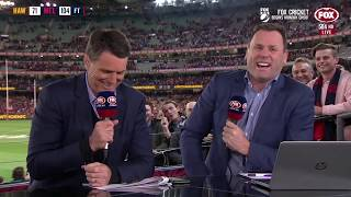 Hawthorn vs. Melbourne: Post-Match - Semi Final, 2018