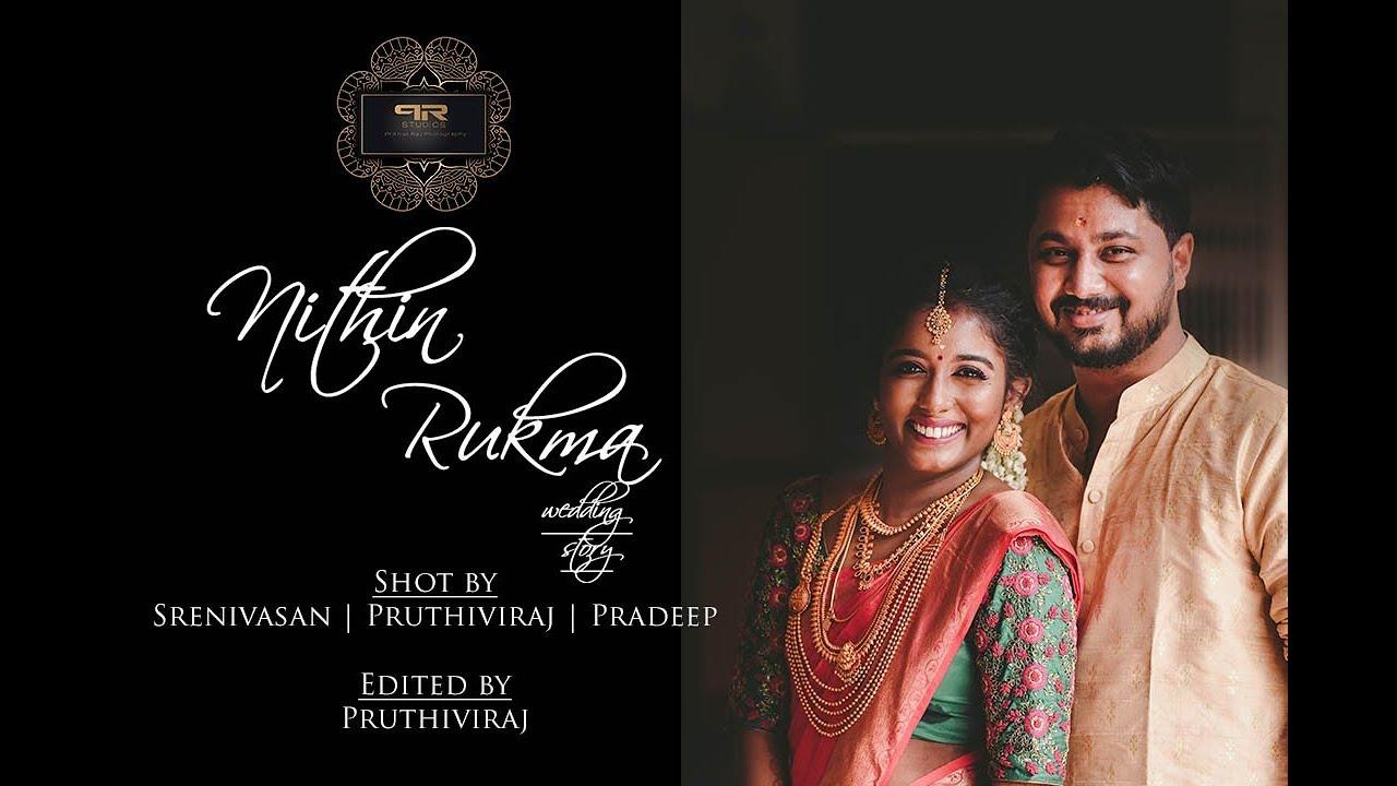 Nithin + Rukma | Wedding Highligh | 2018 | PR Studios