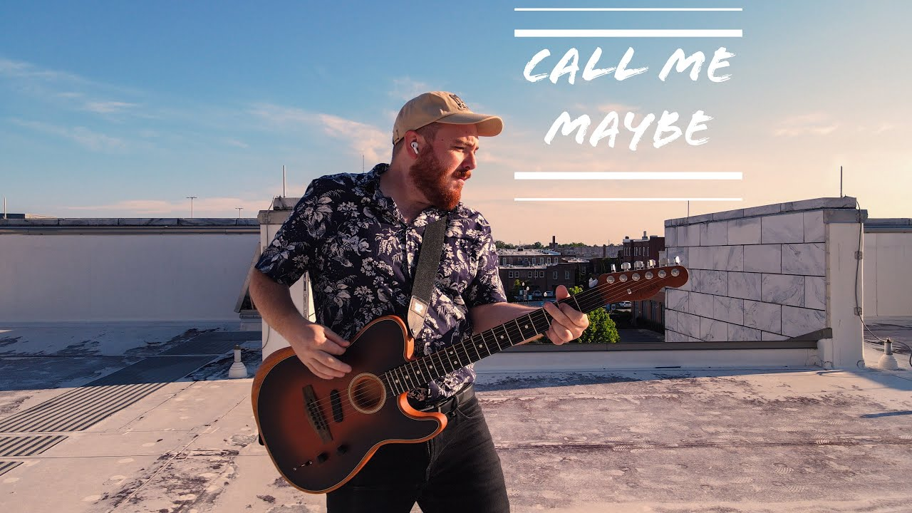 If 'Call Me Maybe' was a Pop Country Song