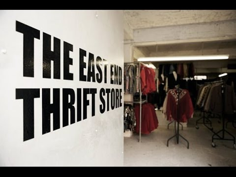 The East End Thrift Store: £1 Vintage Sale