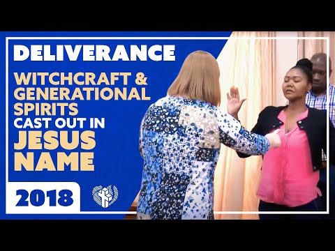 Deliverance: Witchcraft & Generational Spirits cast out in Jesus name!