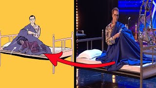 Revealed the most famous magic tricks in the talent program Got Talent