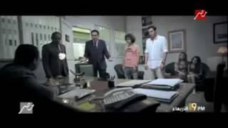 برومو مسلسل ابو البنات يوم الاربعاء الساعة 9 مساء على MBC مصر