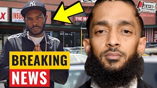 Breaking News About Nipsey Hussle Just Released!
