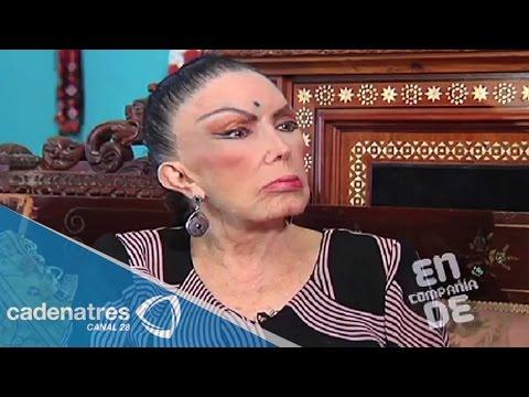 En compañía de… Irma Serrano La Tigresa  010215