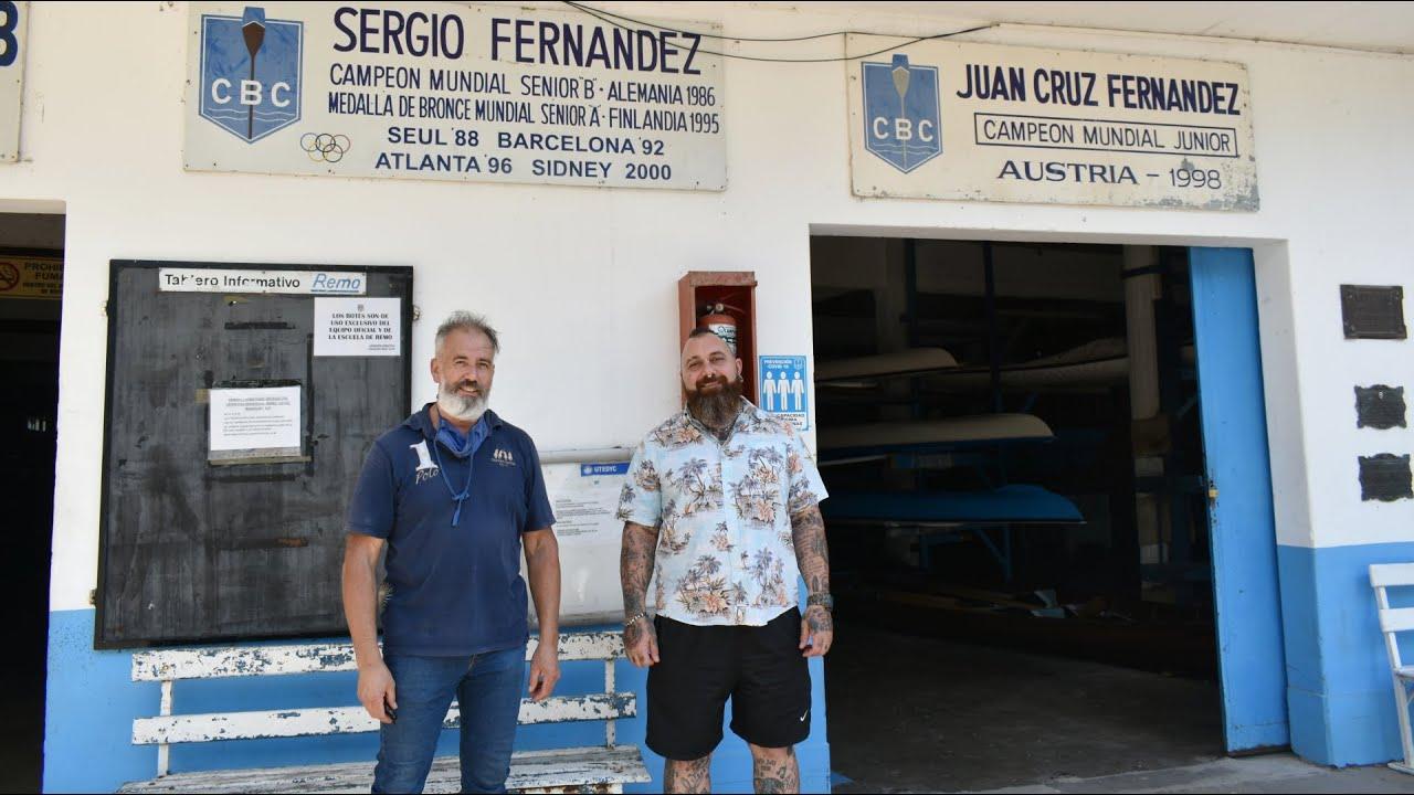 Día del Remero 2021 - Entrevista a Sergio Fernández y Juan Cruz Fernández (7/4/2021)