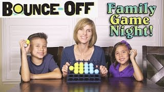 Video BOUNCE OFF!!! Family Game Night download MP3, 3GP, MP4, WEBM, AVI, FLV Agustus 2018