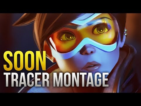 SoOn - Tracer GOD Montage - [Rank 1] - Overwatch Montage