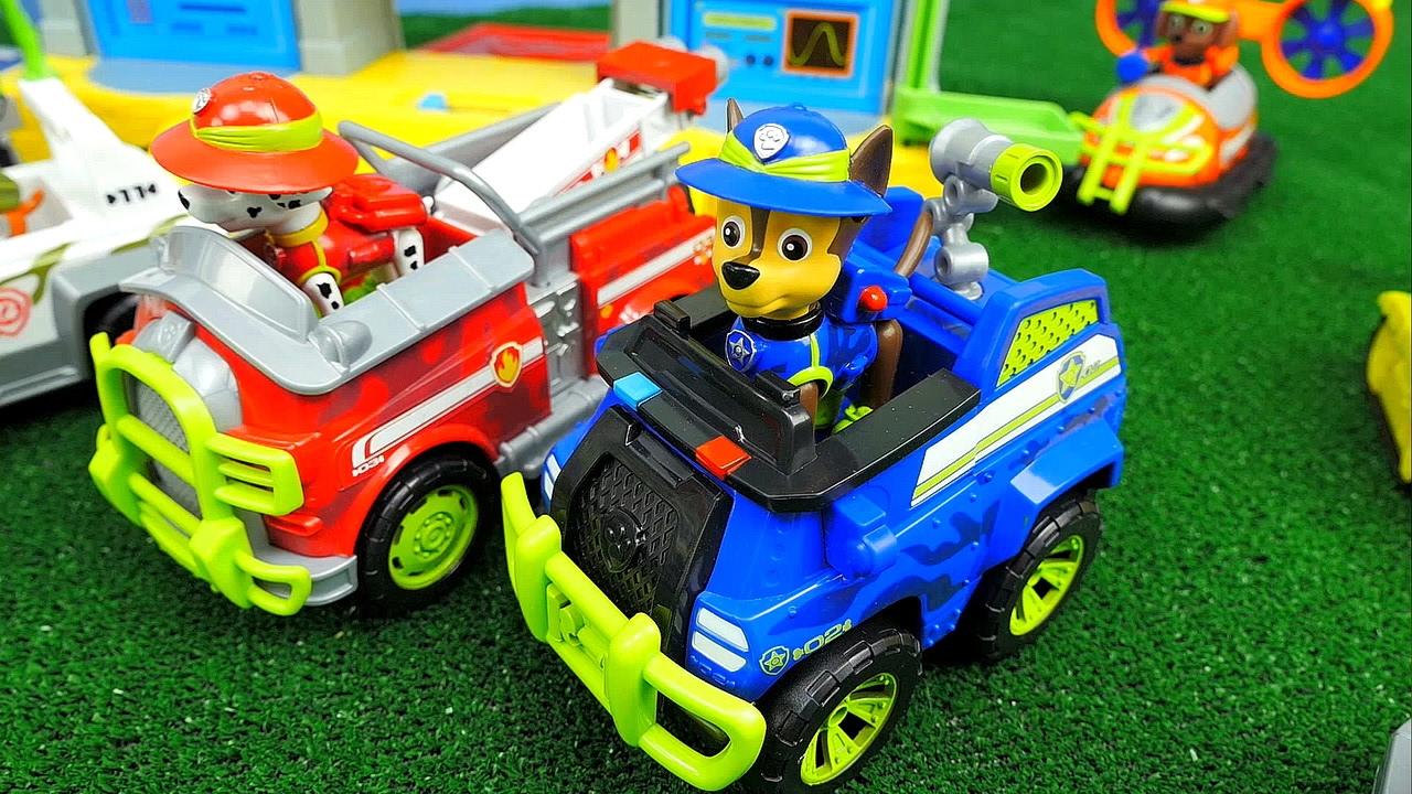 Щенячий патруль серия про игрушки