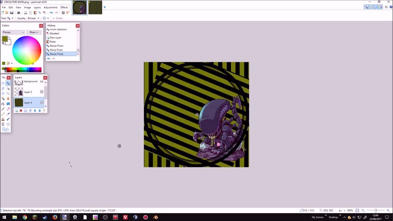 Paint Net Skins Selolinkco - Descargar skins para minecraft youtube