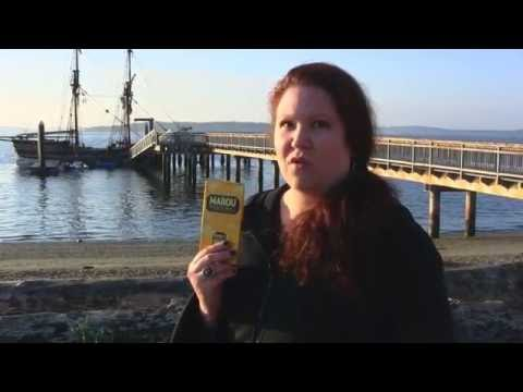 Marou Chocolate & Dick Taylor Vietnam Dark Chocolate Bar Reviews with Victoria Cooksey